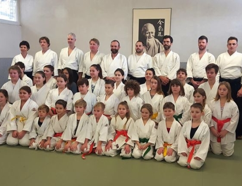 Europees Aikido project Erasmus Kick-Off