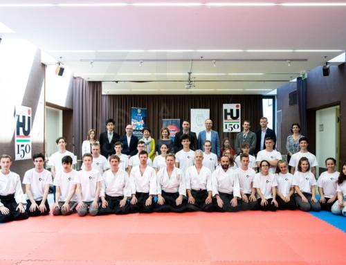 Aikido tegen geweld en agressie op scholen